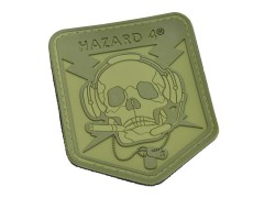 Hazard 4 SpecOp Skull Patch