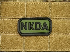 Patch - NKDA - No Known Drug Allergies - forest