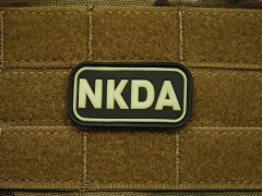 Patch - NKDA - No Known Drug Allergies - glow in the dark