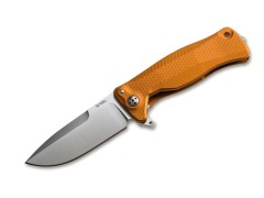 LionSteel SR22 Aluminium Orange Satin