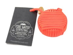 Fire Water Survival Aegis Wrapped - orange
