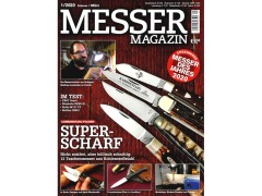 Messer Magazin - Issue 01/2020