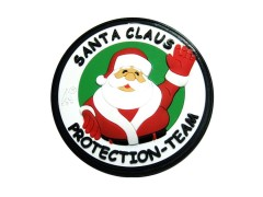 Santa Claus Protection Team Patch